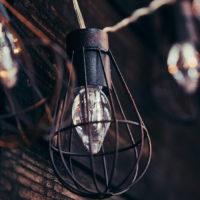 ソーラー充電式ガーランドライト Antique – アンティーク – EF-GL02
