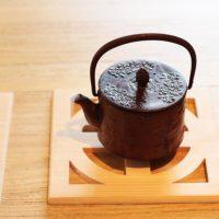 【日本製】ヒノキの鍋敷き TIZUKIGOU – 地図記号 –