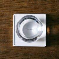 NEW珪藻土コースター+(プラス)  スクエア型 シカク