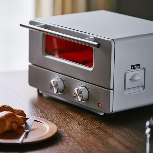 スチーム機能付きオーブントースター