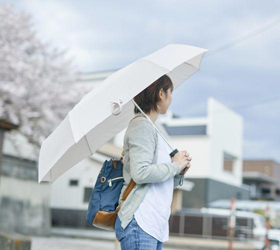 軸をずらした傘 Sharely – シェアリー – EF-UM02