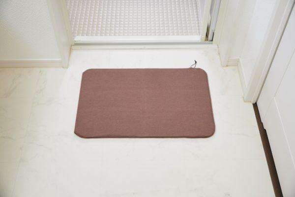 珪藻土バスマット(60×39cm)専用カバー