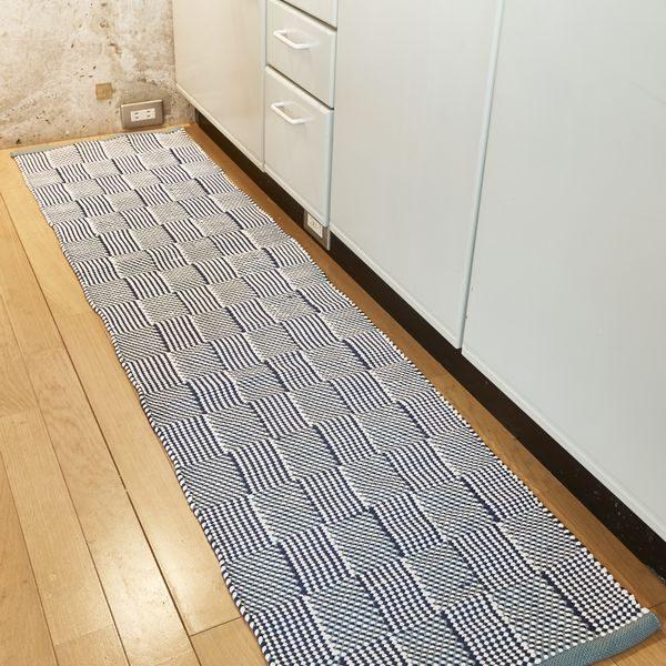 流水でキレイになるキッチンマット「Rolf(ロルフ)」45×180cm