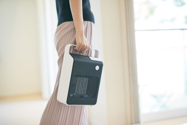 人感センサー付きトイレ暖房セラミックヒーター