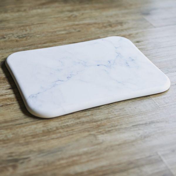 珪藻土バスマット「 + design Marble」