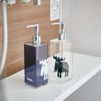un bain × moz アクリル製バスグッズ