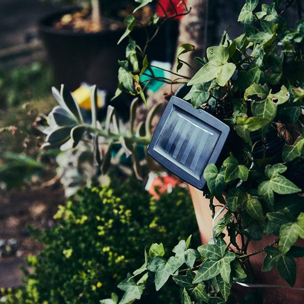 ソーラー充電式 ガーランドライト Home's ホームズ EF-GL01