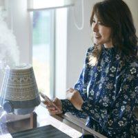 【販売終了】アロマ超音波加湿器 Nebel ネーベル