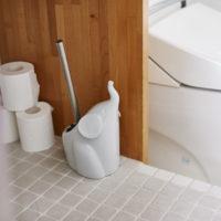 【販売終了】Dieu de toilette トイレブラシ Elephant(エレファント)