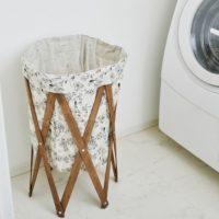 【販売終了】Laundry Hamper(ランドリーハンパー)