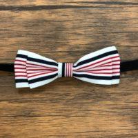 Pet short tie – ペットショートタイ - & Pet bow tie – ペットボウウタイ -