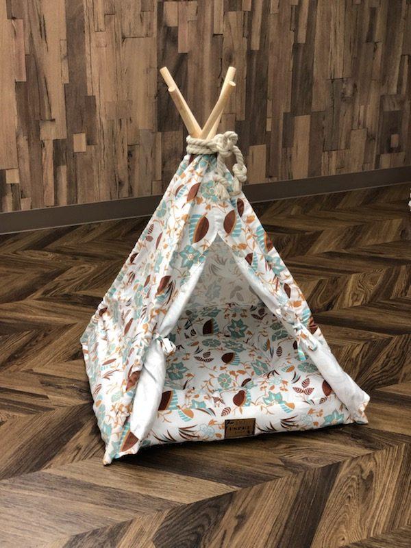 Pet Tipi tent – ペットティピーテント –