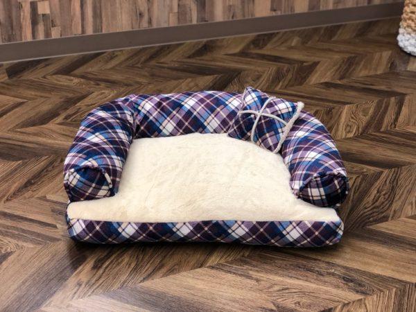 Pet Bed – ペットベッド - あご置きクッション付き