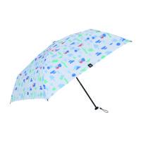 moz 耐風骨 UVカット折り畳み傘 フォレスト