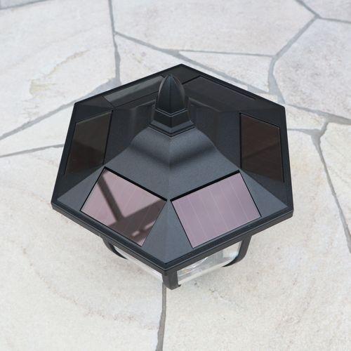 ソーラー充電式ヨーロピアンライト