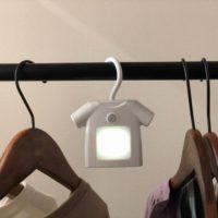 人感センサー付きクローゼットライト T-shirt(ティーシャツ)