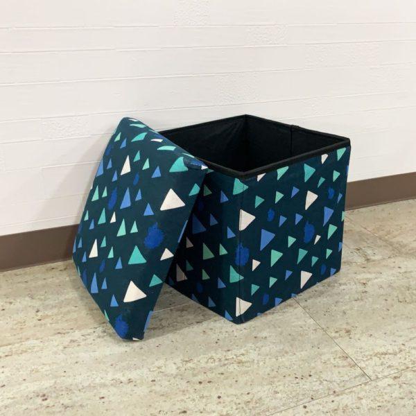 SCANDINAVIAN FOREST 座ってしまえて畳める便利ボックス